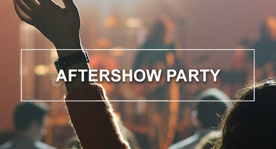 Aftershow Party
